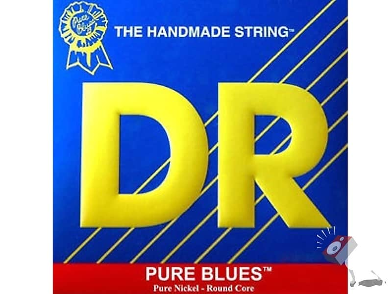 dr strings phr 9 46 pure blues light and heavy electric reverb. Black Bedroom Furniture Sets. Home Design Ideas