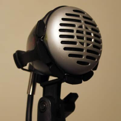 Dirtmic-01 Distortion Microphone by DrAlienSmith
