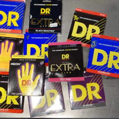 DR String Pack 12 sets