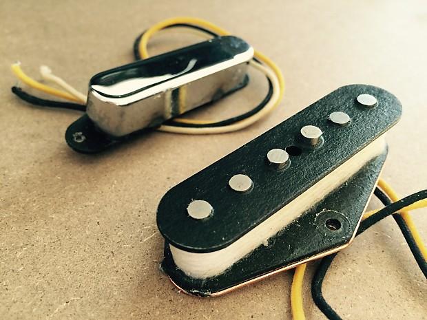 fender custom shop texas special telecaster pickup set reverb. Black Bedroom Furniture Sets. Home Design Ideas