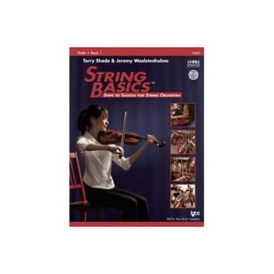 String Basics String Method Book 2 - Violin