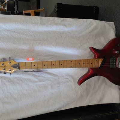 Jay Turser JT Lyrebird 2000's Red for sale