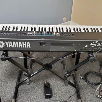 Yamaha S80