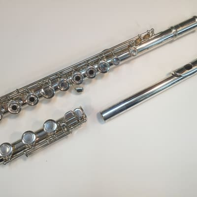 Armstrong USA Model 303BP Flute and Piccolo Combo in Double Case-Used Twice!