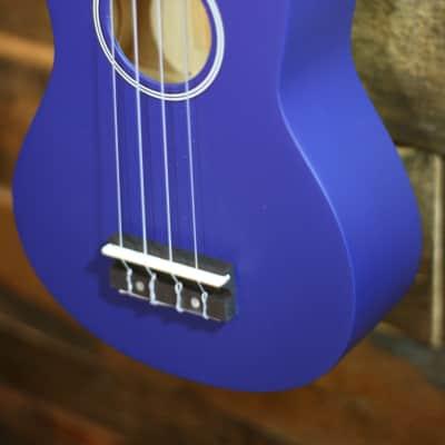 Sound Smith Soprano Ukulele - Midnight Blue 2019 Midnight Blue for sale