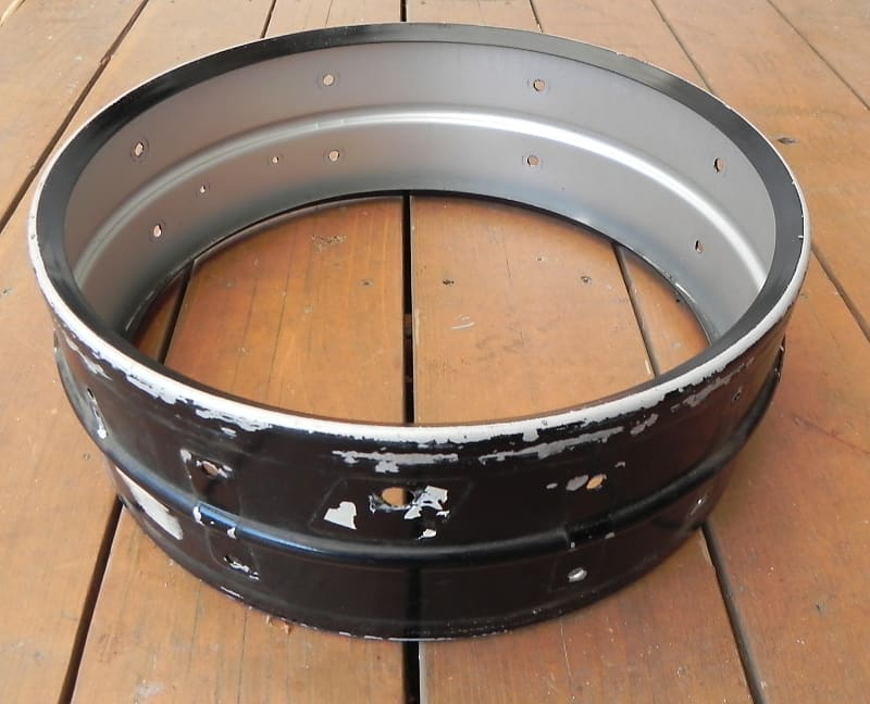 vintage 70 39 s ludwig acrolite snare drum shell reverb. Black Bedroom Furniture Sets. Home Design Ideas