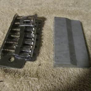 used Generic electric guitar tremolo bridge for sale