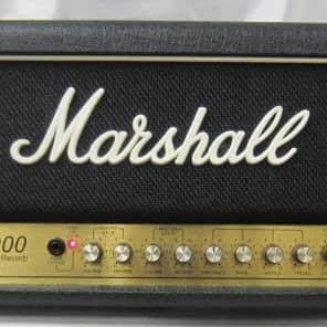 Marshall JCM 900 4100 Hi-gain Dual Reverb Head Black 1990s