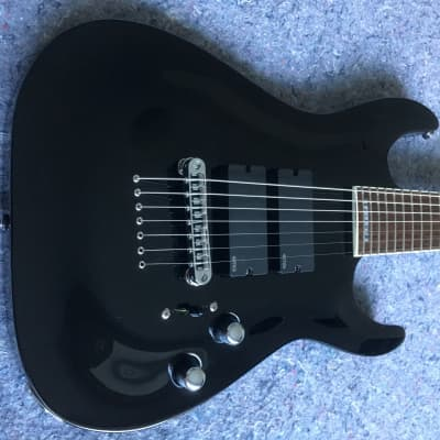 ESP LTD SC-607B Stephen Carpenter Signature Black (small blemish) for sale