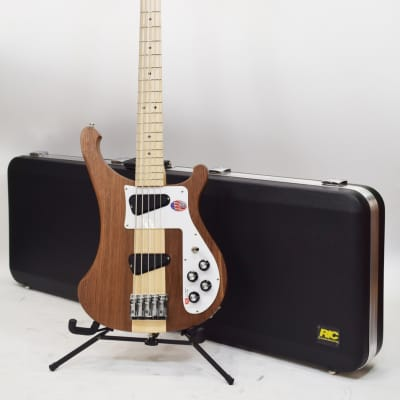 Rickenbacker 4003S/5W 5-String Walnut Bass Guitar for sale