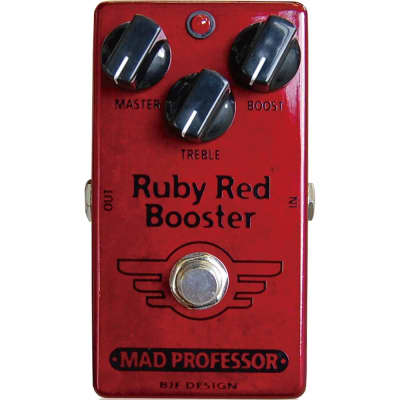 Mad Professor Ruby Red Booster Factory for sale