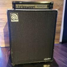 Ampeg Heritage Series SVT 410 Cabinet With SVT-3 Pro Amp Head