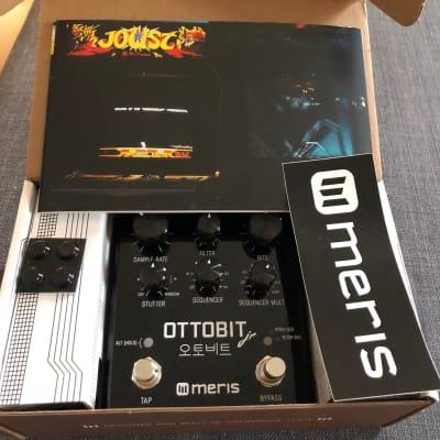 Meris Ottobit Jr. Bitcrusher and Sequencer Pedal