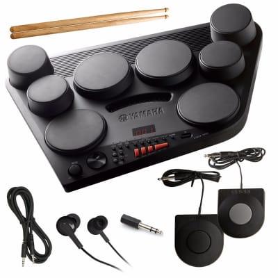 Yamaha DD-75 Digital Drum Kit BONUS PAK