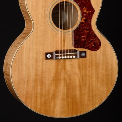 Fairbanks F-40 Custom All Torrefied Flamed Maple and Adirondack Spruce with Hide Glue Used (2016) for sale