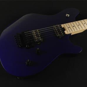 EVH Wolfgang Standard Maple Fretboard Mystic Blue Metallic (018) for sale