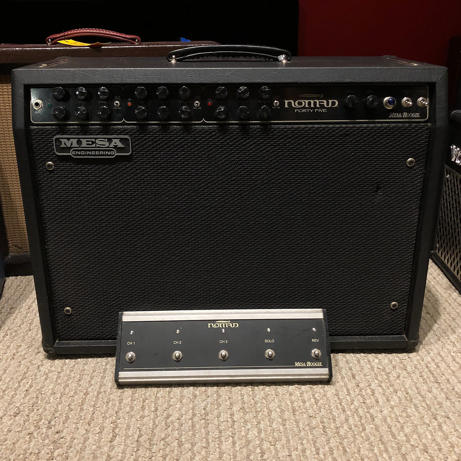 Mesa Boogie Nomad Forty-Five 3-Channel 45W 2x12