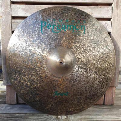 "Pergamon Cymbals Ararat Ride 22"" 2020 Hand Hammered B20"