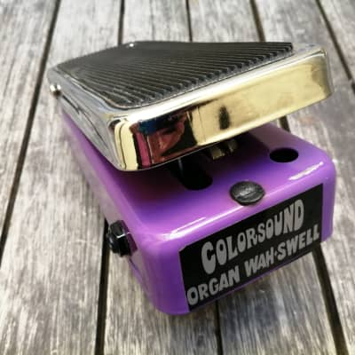 Colorsound Organ Wah/Swell for sale