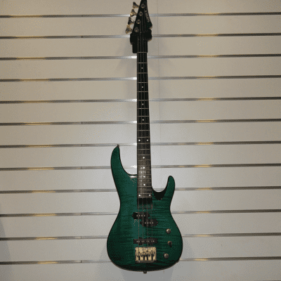 Pre-owned Samick Artist Series Bass Guitar for sale