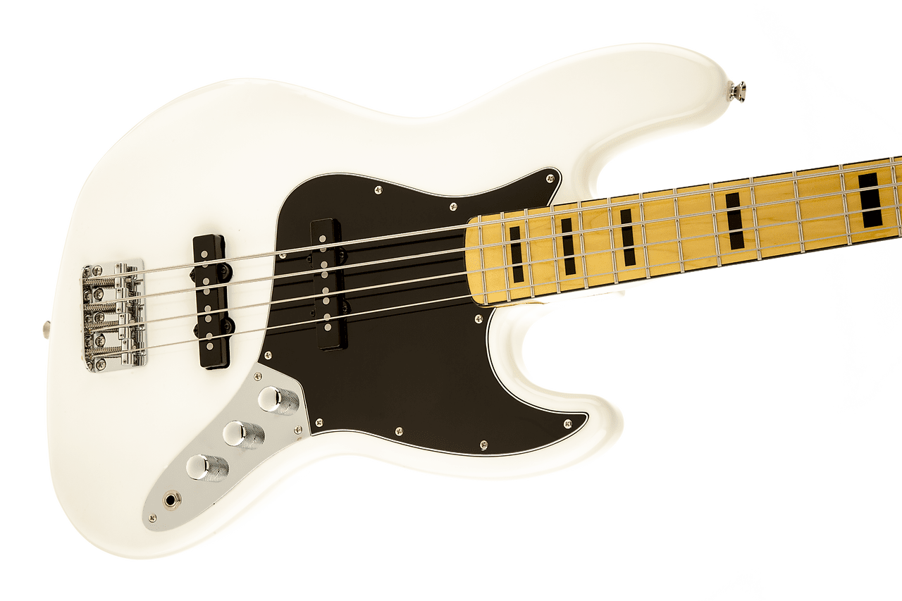 squier vintage modified 39 70s jazz bass guitar olympic reverb. Black Bedroom Furniture Sets. Home Design Ideas