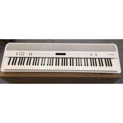 Roland FP-90 Digital Piano, White B-Stock