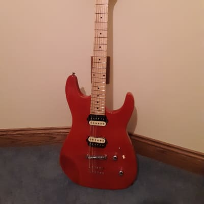 Ktone 12 string Translucent red for sale