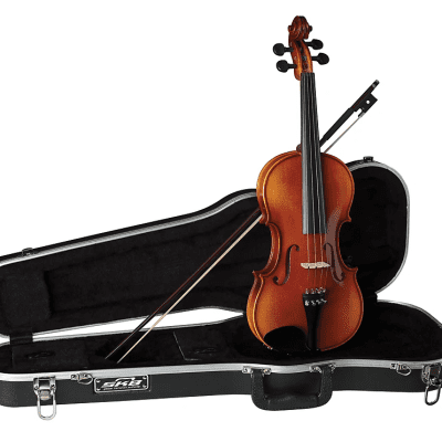 Becker 1000SF Symphony Series 3/4-Size Violin Outfit with Case, Bow