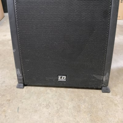 LD Systems CURV 500 PES Portable Array System Power Extension Set with Distance Bar