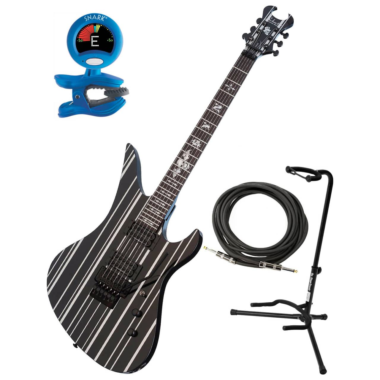 Schecter Synyster Gates Standard Guitar Bundle Geartree