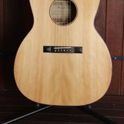 Benavides Custom Small-Body Acoustic Guitar Pre-Owned for sale