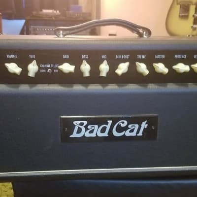 Bad Cat Cougar 50 50-Watt Guitar Amp Head Tube Amp Head