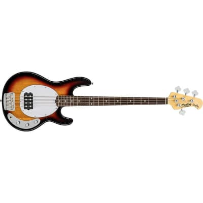 Sterling Ray24 StingRay Classic Bass, 3 Tone Sunburst for sale