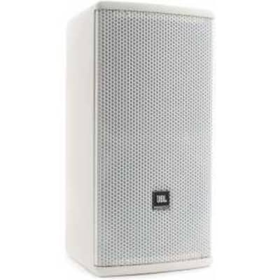 "JBL AM7212/64 2-Way Loudspeaker System with 1 x 12 """" LF Speaker (White"