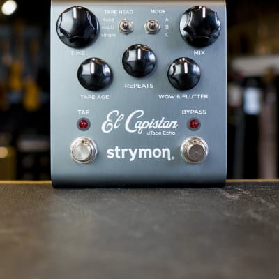 Strymon El Capistan dTape Echo Pedal