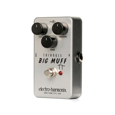 Electro-Harmonix Triangle Big Muff Pi 2018