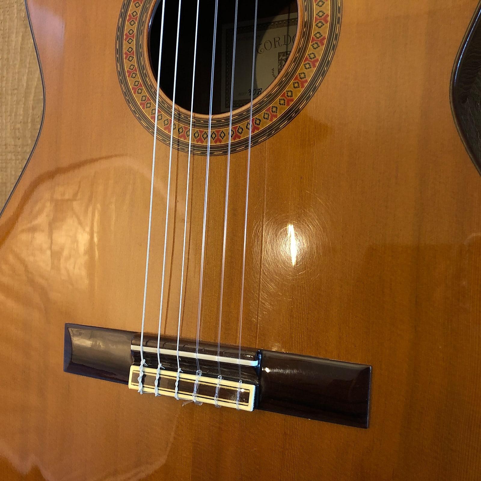 Cordoba 40R Classical Acoustic Guitar Natural 2001 w/ OHSC