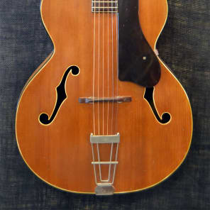 Kay 1940'S KAY ARCHTOP 1940'S Vintage Amber for sale