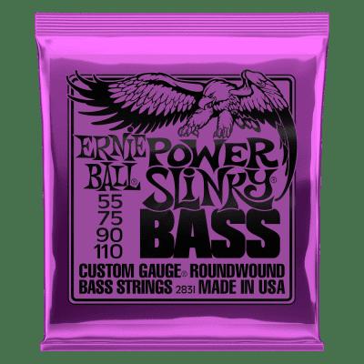 Ernie Ball 2831 Power Slinky Electric Bass Strings