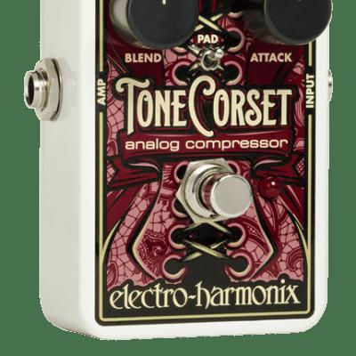 Electro-Harmonix Tone Corset Analog Compressor