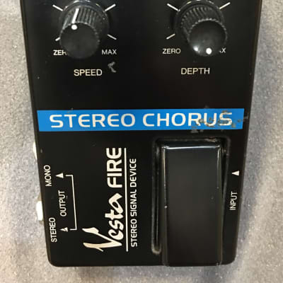 Vesta Fire Stereo Chours for sale