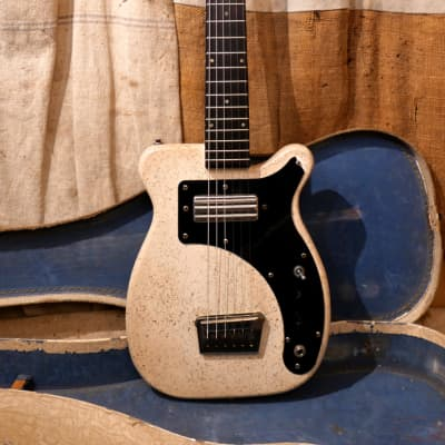 Alamo Texan  1950's Speckled White for sale