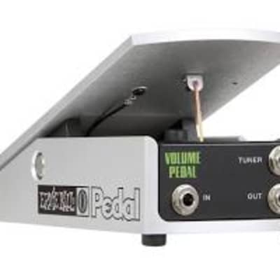 Ernie Ball 6166 250K Mono Volume Pedal for use with Passive Electronics