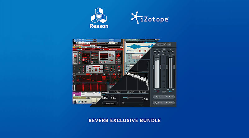 Propellerhead Reason 10 + iZotope Elements Suite