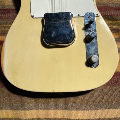 1974 Fender Telecaster Blonde