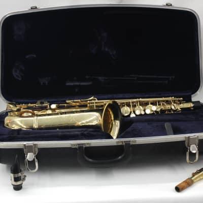 Conn Shooting Star MIM Made in Mexico Alto Saxophone W/Case