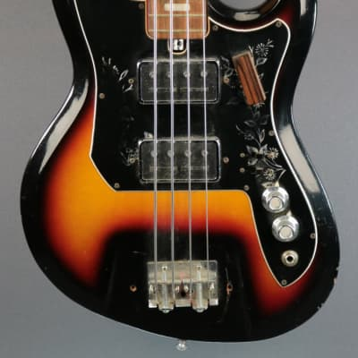 VINTAGE Teisco Deluxe Bass (911) for sale