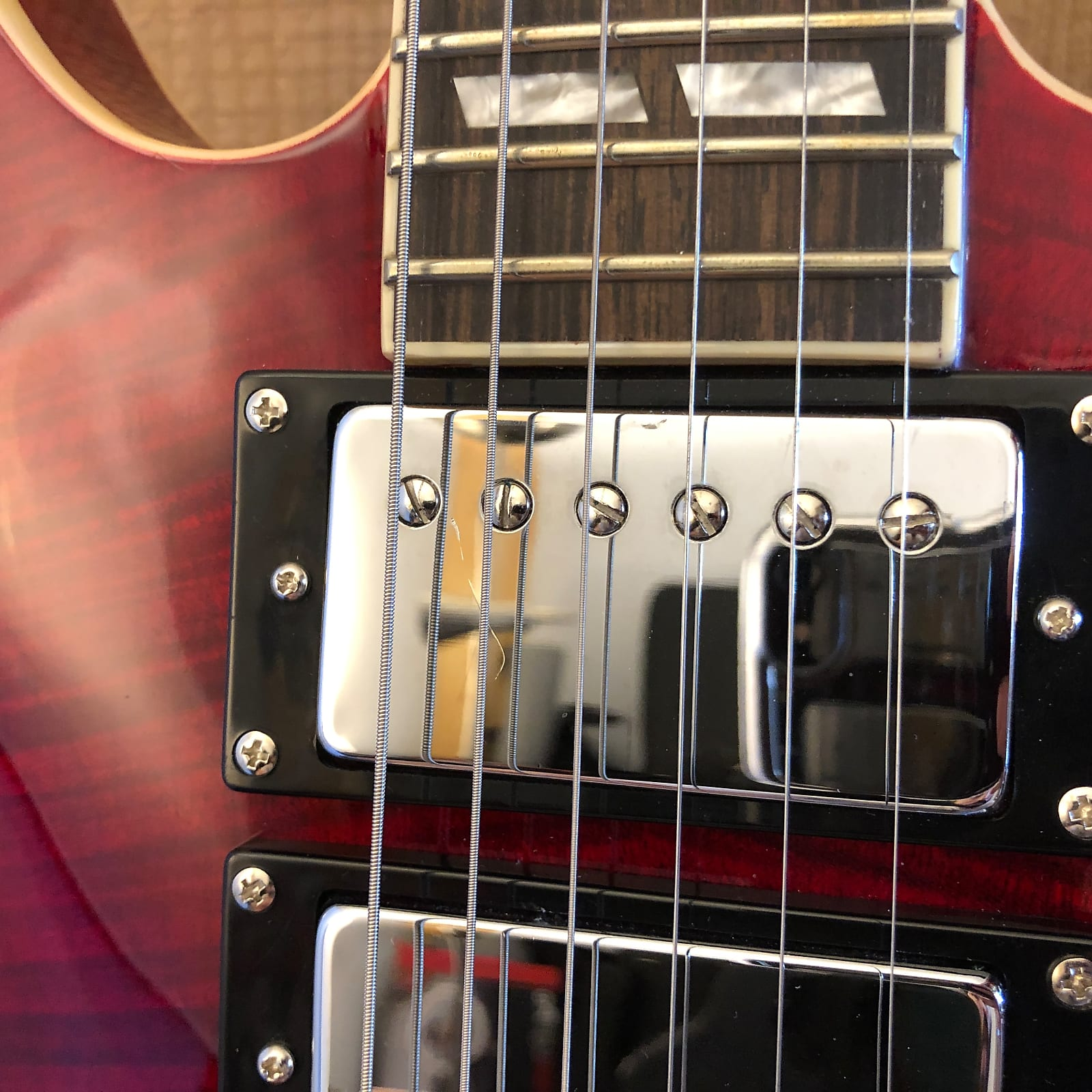 Eastwood Joey Leone Signature Limited Edition Red 2009 w/ OHSC #19 of 50