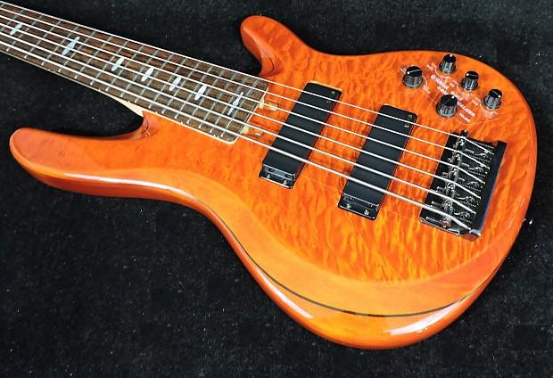 Yamaha trb1006 six string bass reverb for Yamaha 6 string bass