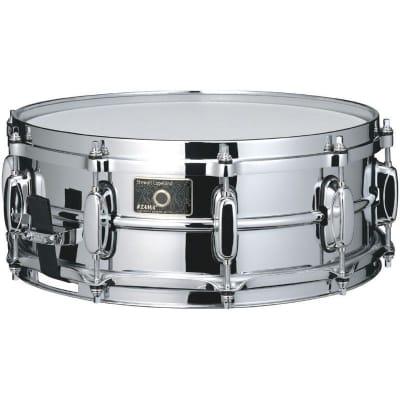 "Tama SC145 Stewart Copeland Signature 5x14"" Brass Snare Drum"